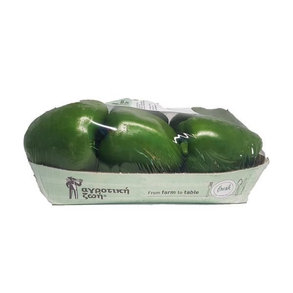ΑΖ Πιπεριες πρασινες Ηρακλειου BIO